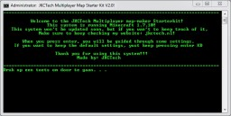 Minecraft 1.7.10 Multiplayer Mapmaker Starterkit! Mulitlanguage!