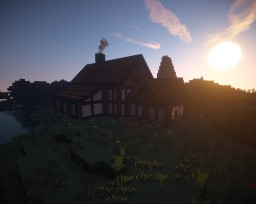 Lakeview Manor Minecraft Map & Project