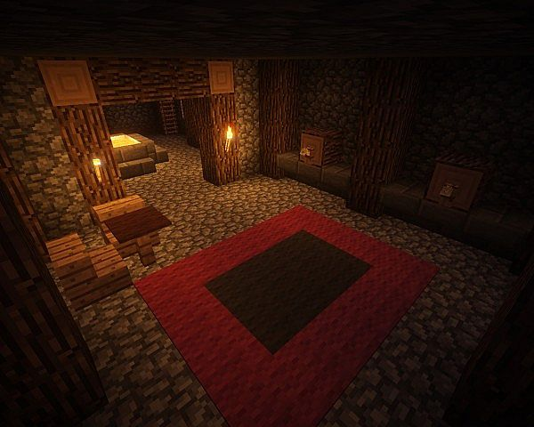 Lakeview Manor Minecraft Project