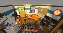 Bedroom - SG/HG Map Minecraft