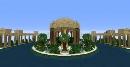 EDawg878 Hub Minecraft Map & Project