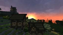 medieval farming village