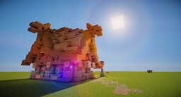 Fantasy House [BlackSmith] Minecraft Map & Project