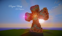 Project Unity Minecraft Map & Project