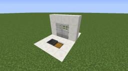 Lockable Door [Underground Redstone]