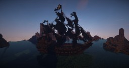 Pirate Ship Minecraft