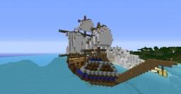 Stormwind Ship - World of Warcraft Minecraft Map & Project