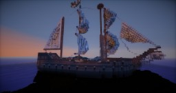 Royal Boat Minecraft Map & Project