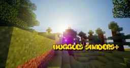 [1.7.10] [Forge/Non-Forge] HugglesShaders+ (Shaderpack!)