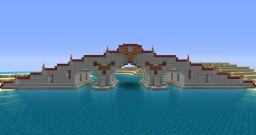 Royal Bridge Minecraft Map & Project