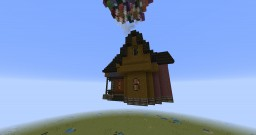 Up (The house from up) Minecraft Map & Project