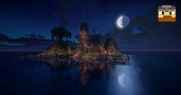Pirate Tavern Island Spawn - by TheJovi Minecraft