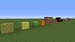 SimpleJCraft 3D [16x16] [1.8.x] [90+ 3D Blocks/250+ Custom Models]