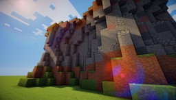 Cliff in 5 Minutes [World Edit] Minecraft Map & Project