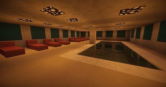 Swimming Bath Louis XVI-Style
