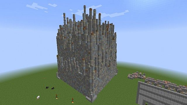 Minecraft the world generator