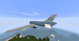 Boeing 777-200 KLM Minecraft Map & Project