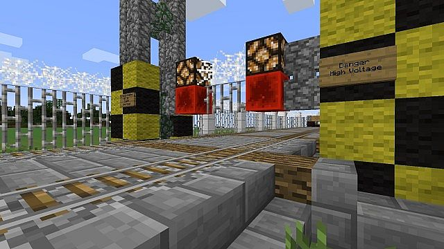 Build oil refinery minecraft servers
