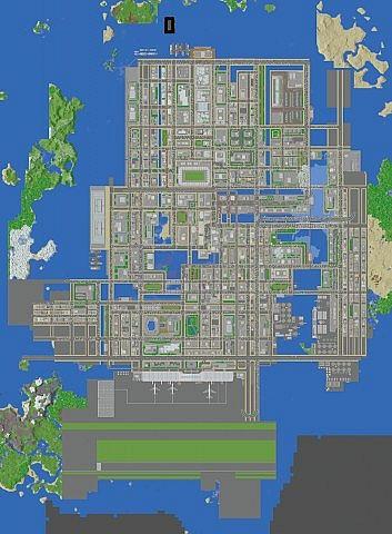 MAIKURA CITY MAP