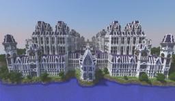 Weavington Stronghold - Prison server map Minecraft Map & Project