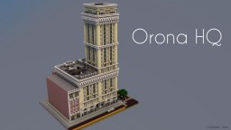 Orona HQ - Traditional Skyscraper Minecraft Project