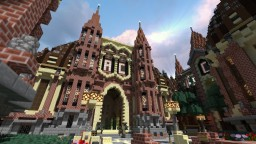 Aero-Craft Server's New Hub by: Hoop281 Minecraft Map & Project