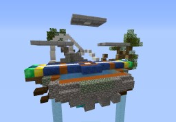 Battlefield (Super Smash Bros. for 3DS) Minecraft Map & Project