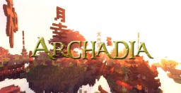 Archadia - Japan Sky Map Minecraft Map & Project