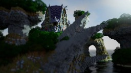 That generic project title Minecraft Map & Project