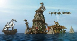 Castaway's Refuge Minecraft Map & Project