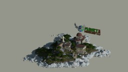 OLYMPUS [Head into the Clouds Project Contest] Minecraft Map & Project