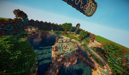 CreoCraft Factions Spawn - Orris Minecraft Map & Project