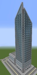 Duke Energy Center (1/2 scale) Minecraft Map & Project