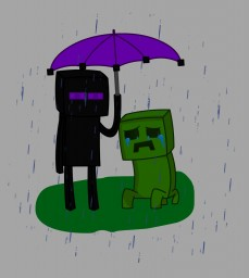 The Mutant Creeper Queen and the Mutant Ender Queen and more stories! Minecraft Blog