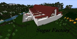 SUGAR FACTORY Minecraft