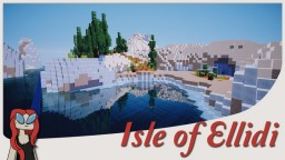 Isle of Ellidi [Gamemode map by scallysche] Minecraft Map & Project