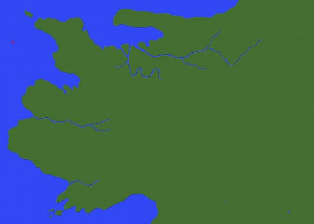 Calradia worldpainter project of the mount and blade warband shorelines defined the starting point gumiabroncs Choice Image