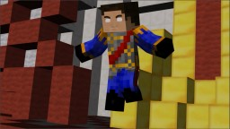 Blender my first try - With Minecraft Fight Animation Video Minecraft Blog Post