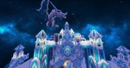 Ice Palace - Ice Dragon(Frazer) Minecraft Project