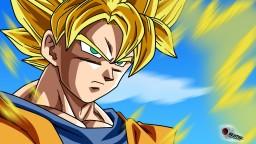 SSJ Goku Artwork/Drawing/Thing Minecraft Blog Post
