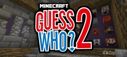 Guess Who 2.0 Minecraft Map & Project