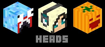 How To Get Custom Player Headsskulls No Mods POPREEL Minecraft Blog - Minecraft spieler online