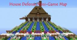 House Defense Mini-Game [1.8 Map]