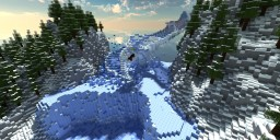 Ice Dragon Kastralis (Old Project) Minecraft Map & Project