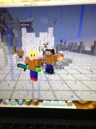 "Server ""Review"" : The Realm of Percy Jackson! Minecraft Blog Post"