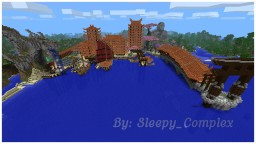 Land of Asuna v1 Minecraft Map & Project