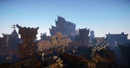 Barrowton Minecraft Map & Project