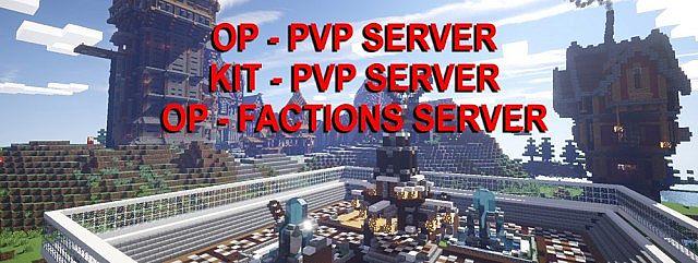 - KITPVP - OP PVP FACTIONS  - GUNS -  Kitpvp8159625