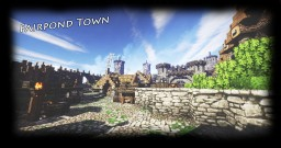 Fairpond Town Minecraft Project