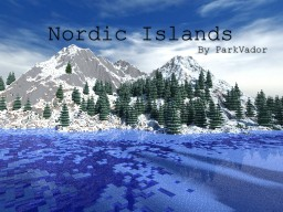 Nordic Islands [Realistic terrain]